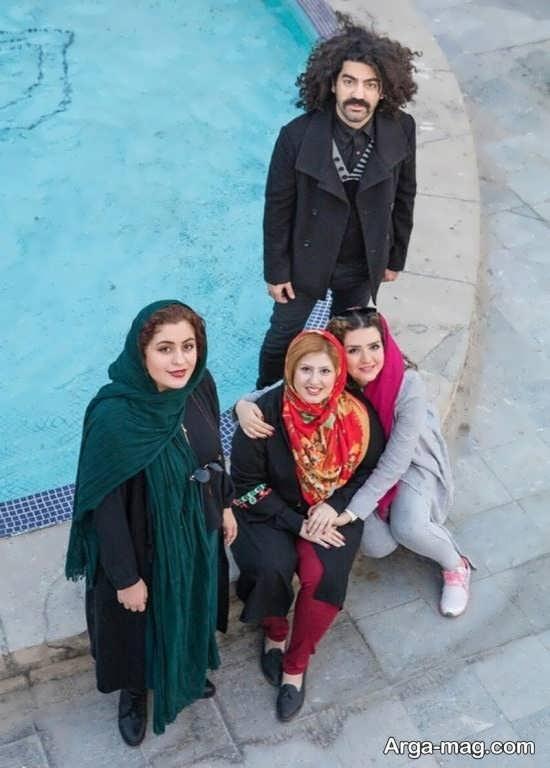 بیوگرافی و عکس های جذاب روژان آریامنش