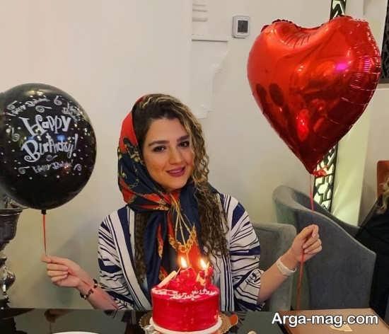زندگینامه و تصاویر زیبا روژان آریامنش