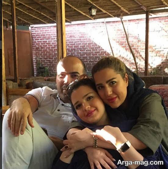 زندگینامه و تصاویر خانوادگی روژان آریامنش