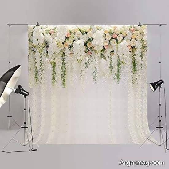 دکوراسیون لوکس آتلیه عروس