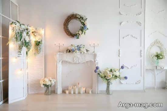 دکوراسیون جذاب آتلیه عروس