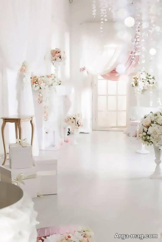 دکور جذاب آتلیه عروسی