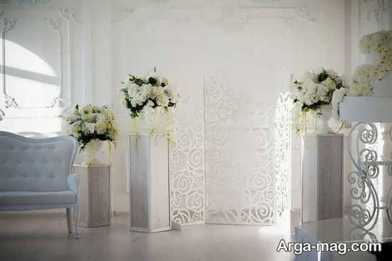 دکور جدید آتلیه عروس