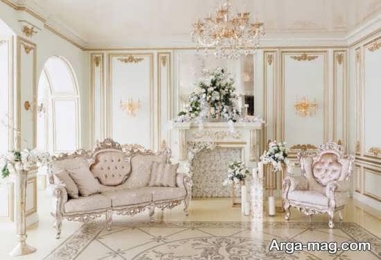 دکور زیبای آتلیه عروس