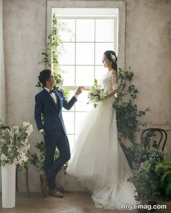 دکوراسیون دیدنی آتلیه عروس