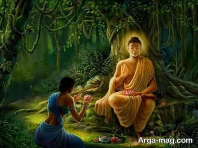 متن های زیبا از بودا