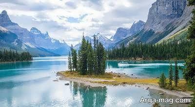 کشور کانادا وسیع و پهناور، پر از دیدنی های طبیعی برای گردشگری