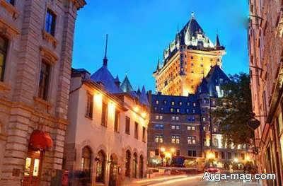 خطه ی کانادا از بزرگ ترین کشورهای جهان جذاب برای گردشگران