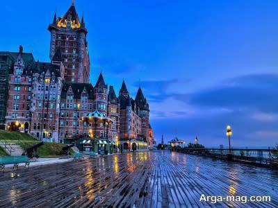 کشور کانادا از کشورهای زیبا و ثروتمند و وسیع