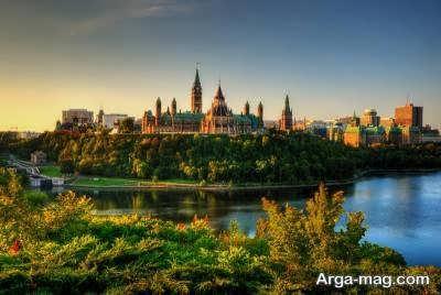 کشور کانادا دومین کشور بزرگ دنیا