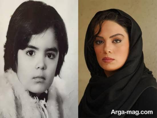 تصاویری از کودکی بازیگران