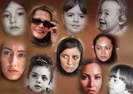 عکس کودکی بازیگران
