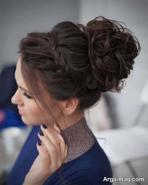 مدل مو زیبا و بسته