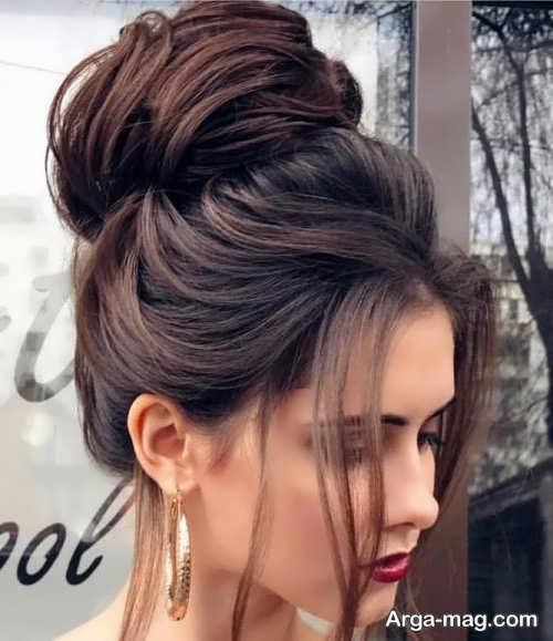 مدل موی شیک و بسته