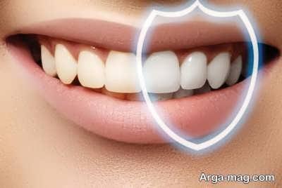 از بین بردن جرم های دندان