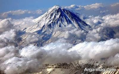 کوه با عظمت دماوند