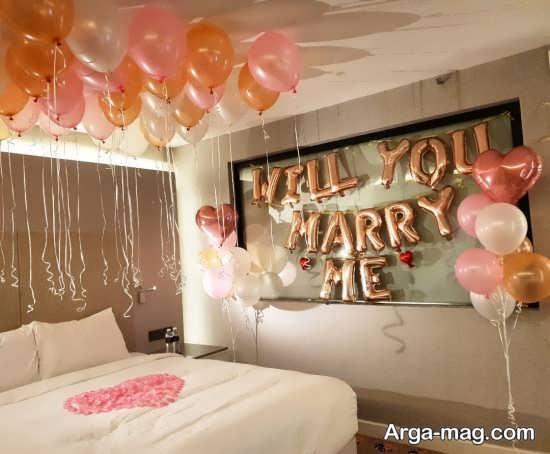 تزئینات جذاب اتاق خواب عروس
