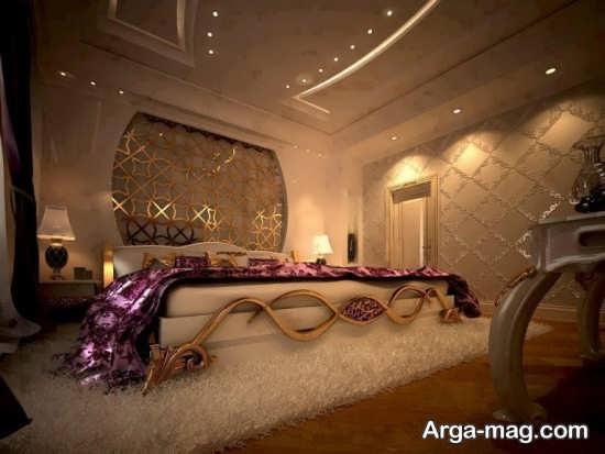 خاص ترین تزئین اتاق خواب عروس