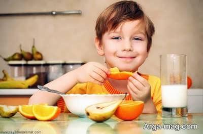 راه بالا بردن سیستم ایمنی کودکان
