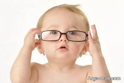 روند رشد تکامل بینایی کودک