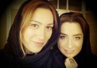 فلامک جنیدی و خواهرش