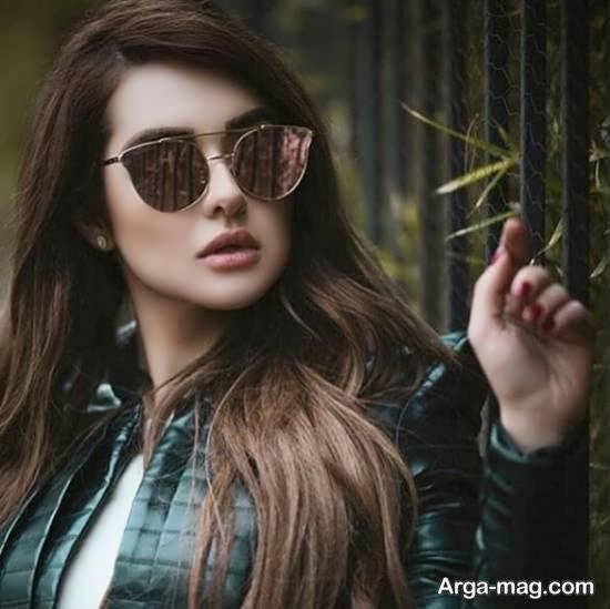 انواع ژست عکس پروفایل با وقار و زیبای دخترانه