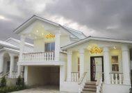 انواع نمای ساختمان نیم پیلوت با طرح های زیبا و نو