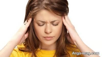درمان خانگی سرگیجه و علائم آن