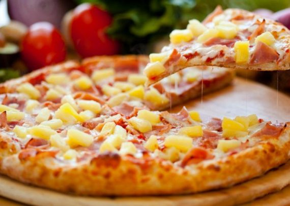 طرز تهیه پیتزا هاوایی بسیار خوشمزه