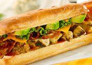 طرز تهیه ساندویچ زبان
