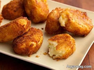 طرز تهیه پنیر سوخاری یک میان وعده خوشمزه و محبوب