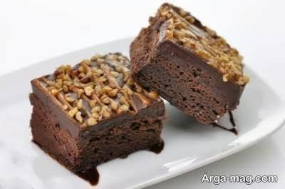 روش تهیه کیک کاپوچینو