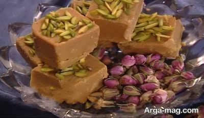 دستور تهیه حلوای آرد نخودچی