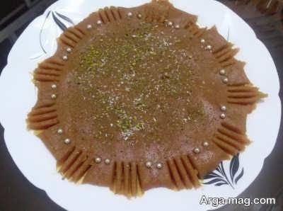 روش تهیه حلوای آرد نخودچی