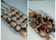 طرز تهیه قارچ کبابی خوشمزه و مجلسی در منزل