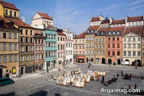 دیدنی های لهستان