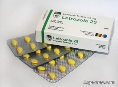 موارد احتیاط قرص لتروزول
