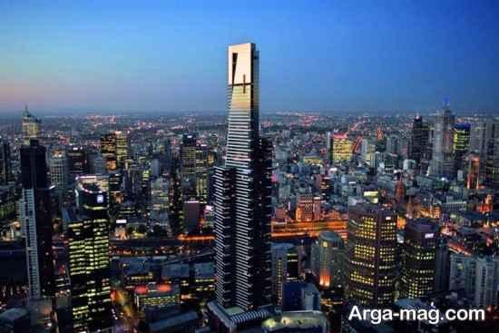 برج مرتفع ملبورن
