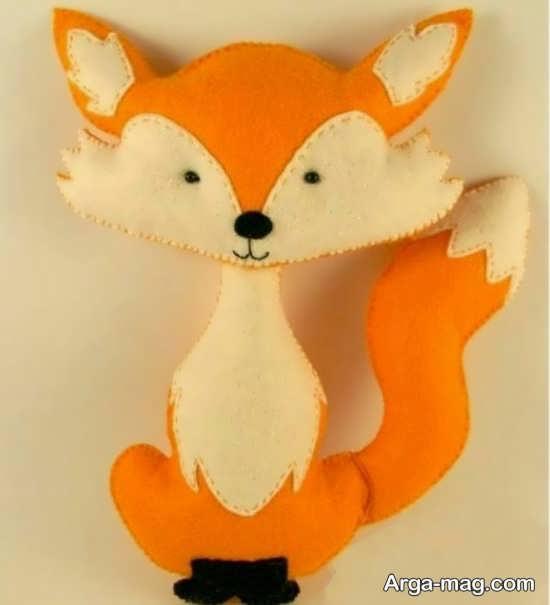 جذاب ترین کاردستی حیوان روباه