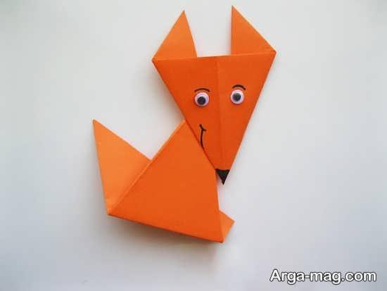 کاردستی جدید روباه