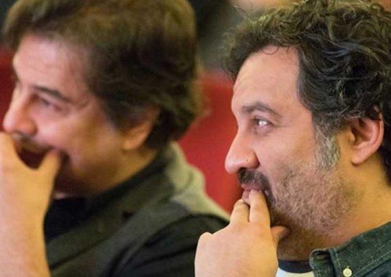 مهراب قاسمخانی بازیگر سینمای ایران
