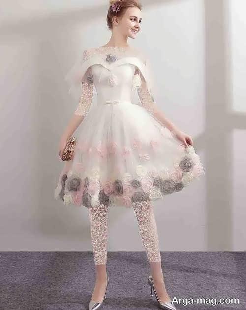 مدل لباس شیک مجلسی زنانه