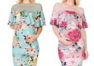 مدل لباس مجلسی بارداری
