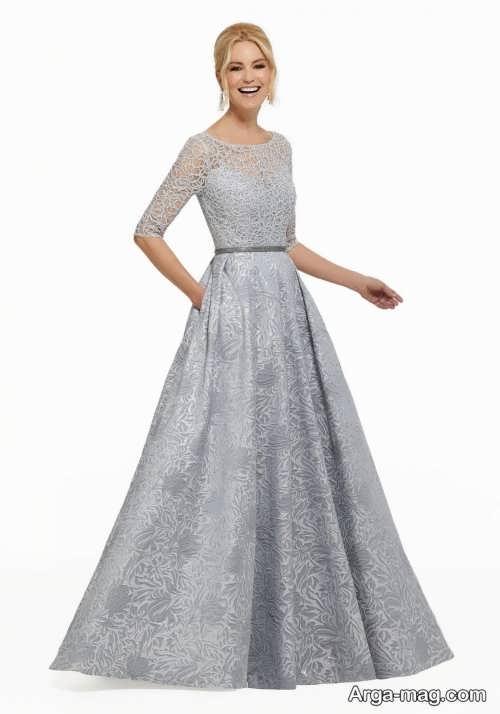مدل لباس مادر داماد با طرح های زیبا