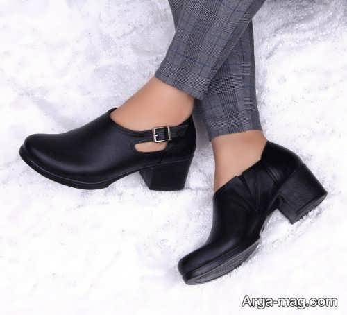 مدل کفش پاشنه دار زنانه