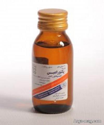 اطلاعات دارویی شربت پکتورامین