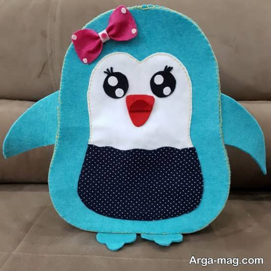 کاردستی جدید پنگوئن