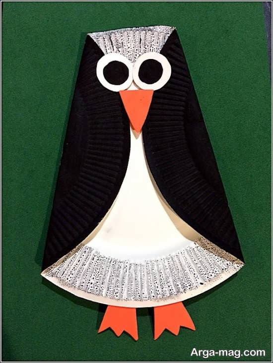 ایده های خاص برای ساخت پنگوئن