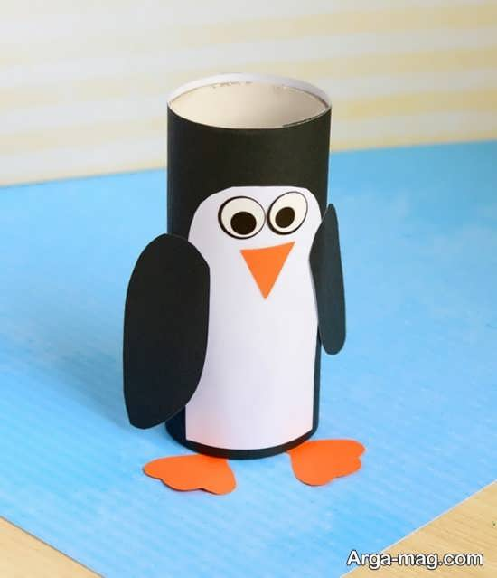 ایده های نو برای ساخت پنگوئن