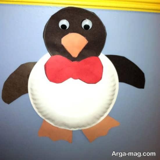 ایده های فوق العاده زیبا برای ساخت پنگوئن